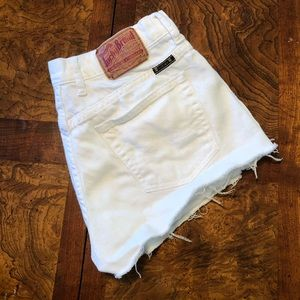 💙💙💙Lucky Brand💙💙💙White Jean Shorts💙💙💙